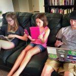 L'insonnia cresce con l'uso di tablet e cellulari