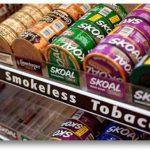 Tabacco da masticare, una moda pericolosa