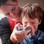 Asma nei bambini indipendente dallo smog della città