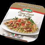 Cous cous di pollo ritirato dal commercio: rischio contaminazione batterica