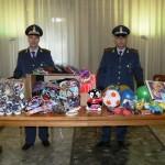 Giocattoli e luminarie pericolose: 400mila pezzi sequestrati