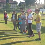 Diversamente abili a scuola di golf per acquisire autonomia e coordinamento