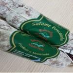 Salame ritirato dalla vendita per rischio di contaminazione batterica
