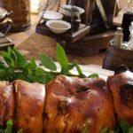 Porchetta a rischio listeria e salame contaminato da salmonella: pericoli letali per i consumatori