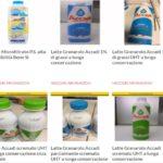 Allerta consumatori, latte Granarolo e Bene Sì ritirato dal commercio